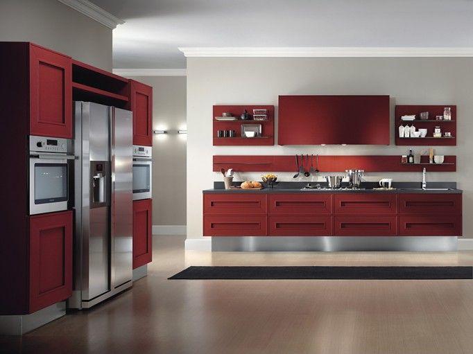 KüchenDesignFarben Küchendesign modern, Moderne