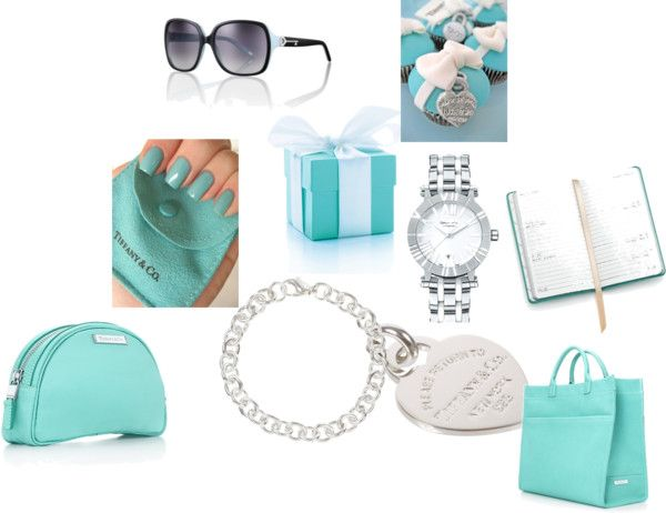 """Tiffany & Co"" by ericapittman on Polyvore"