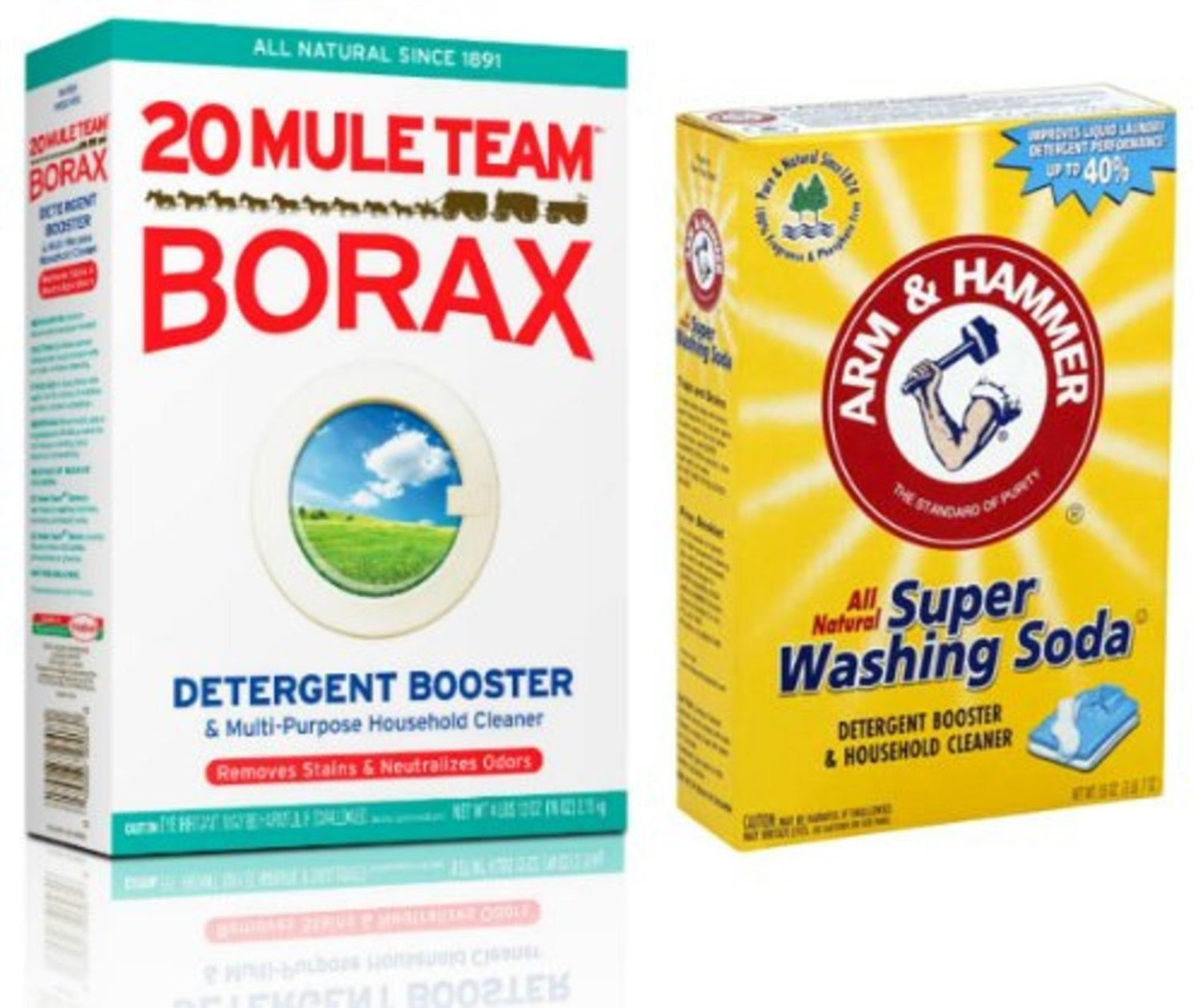 Mule Team Borax Laundry Detergents Ebay Home Garden Products