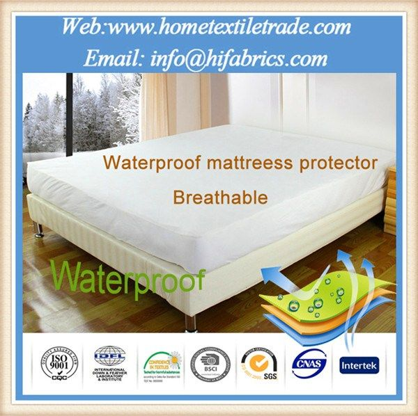 Full Size Bamboo Terry Towel Mattress Protector Mattress Cover In Wyoming Https Www Hometextiletrade Com Mattress Mattress Protector Waterproof Mattress