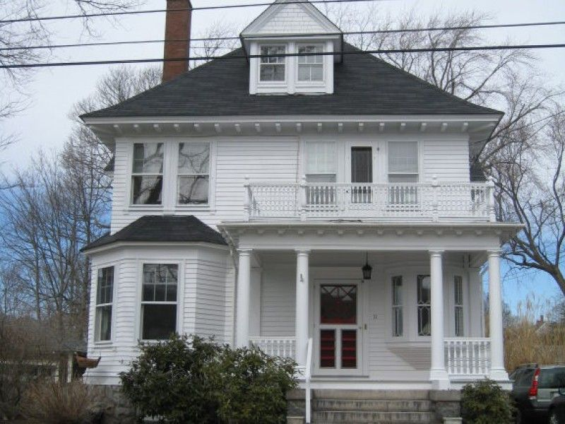 Notable Building No. 2 The Sarah L. Herreshoff House