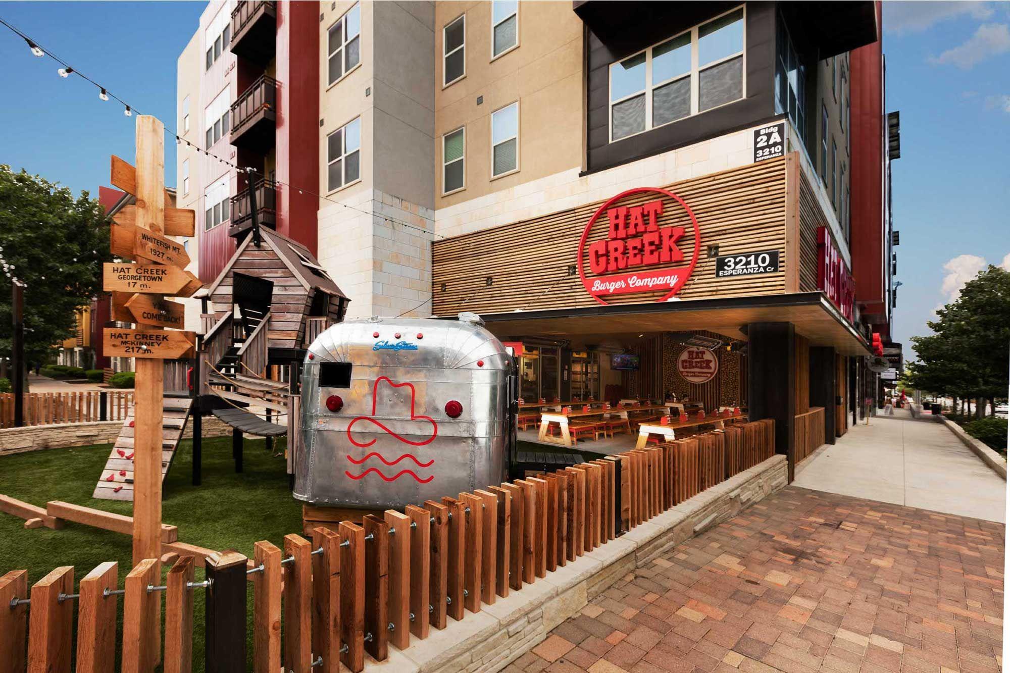 Menu Hat Creek Burger Company Burger Company Dallas Restaurants Burger