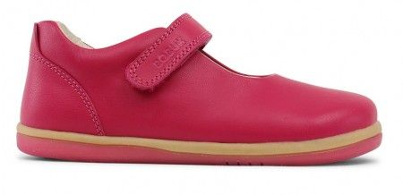 6745a8dc52f1 Bobux Kid+ Girls shoes Bobux Kid+ Charm Charm 831603 Fuchsia pink leather  We have found that these styles can fit big if you are between sizes go  smaller ...