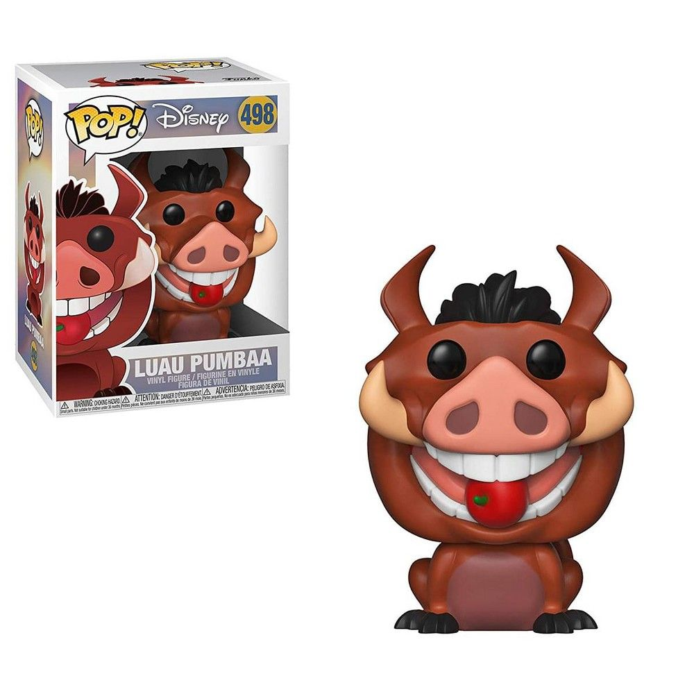 165004f4b86 Disney The Lion King Funko Pop Vinyl Figure - Luau Pumbaa