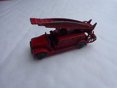 Vintage 60\u0027s lesney toys #matchbox #series no9 dennis fire engine