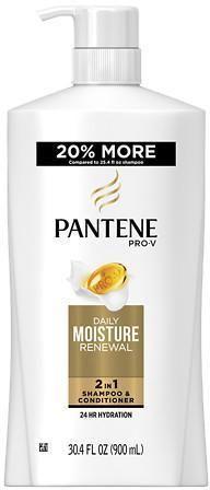 Pantene Pro V Daily Moisture Renewal 2 In 1 Shampoo Conditioner
