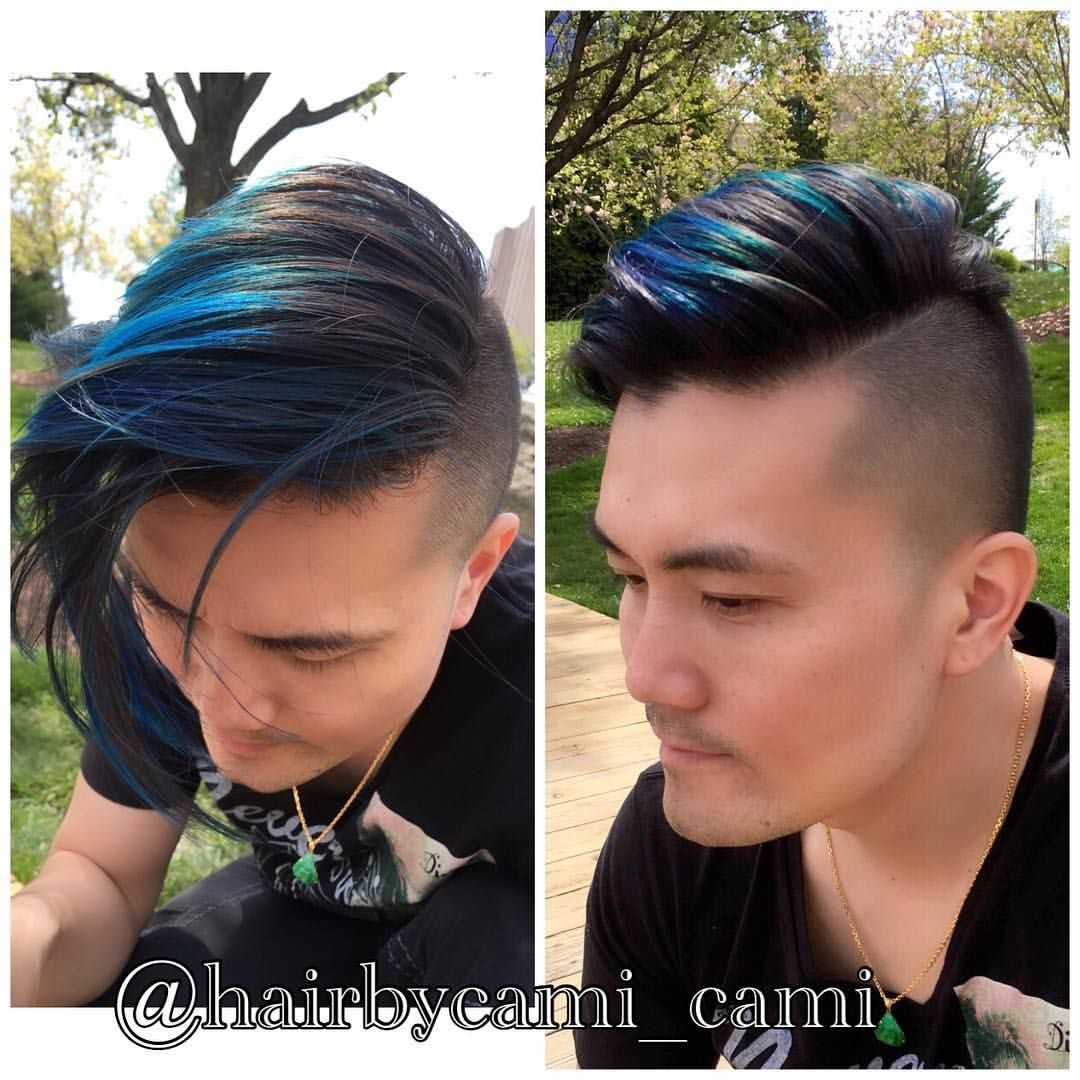 Cami on instagram uctuesday motivation spring hairtrend for men
