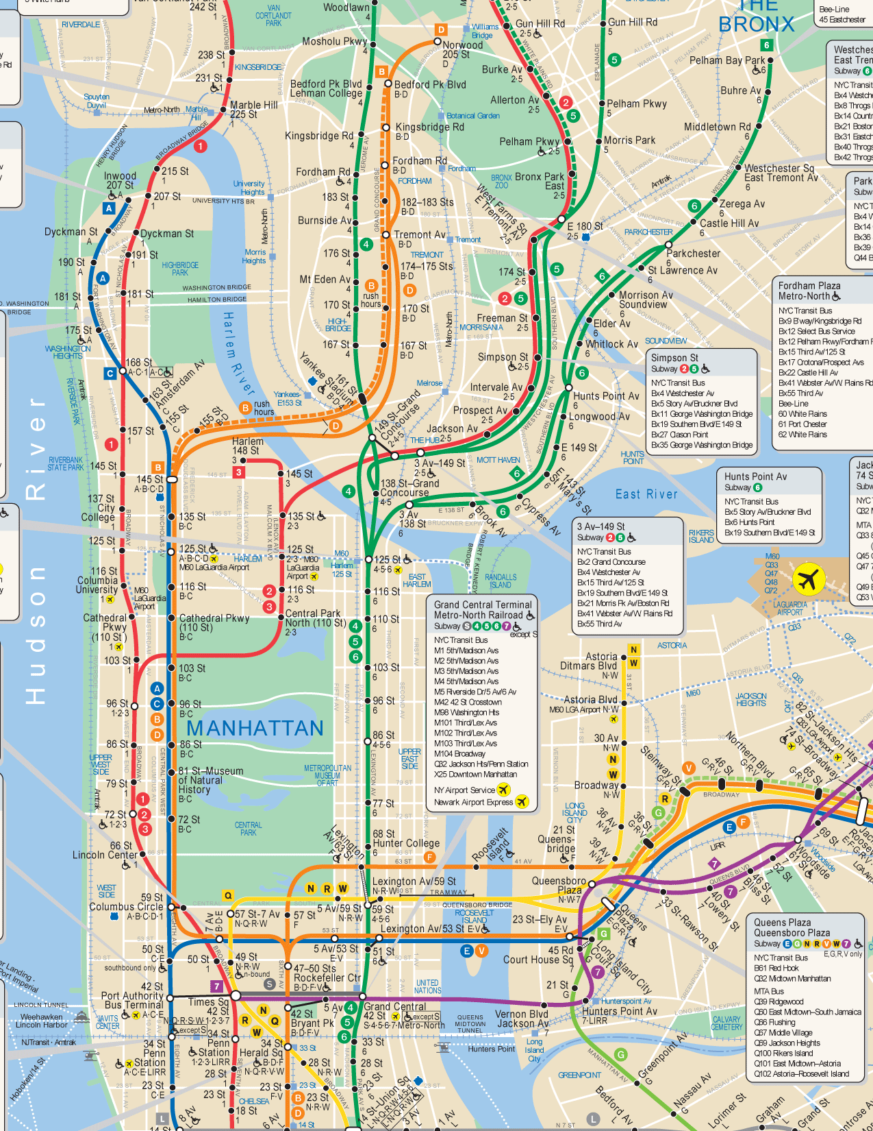 nyc subway map iphone app in 2019 Nyc subway map, Nyc