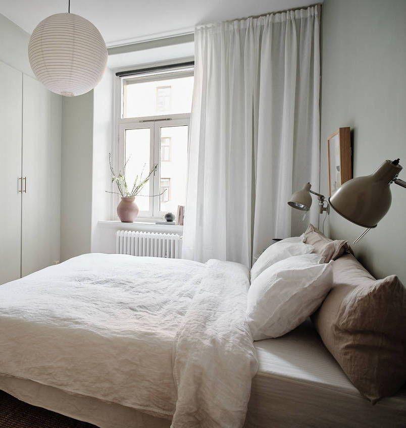 Home in green in 2020 | Neutral bedroom decor, Bedroom ... on Neutral Minimalist Bedroom Ideas  id=70059