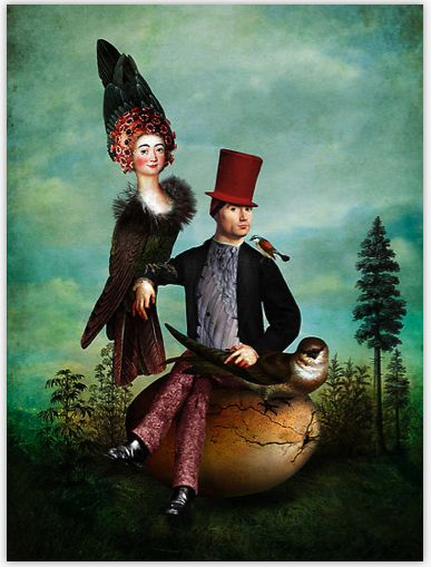 Family Portrait  by Catrin Weiz-Stein