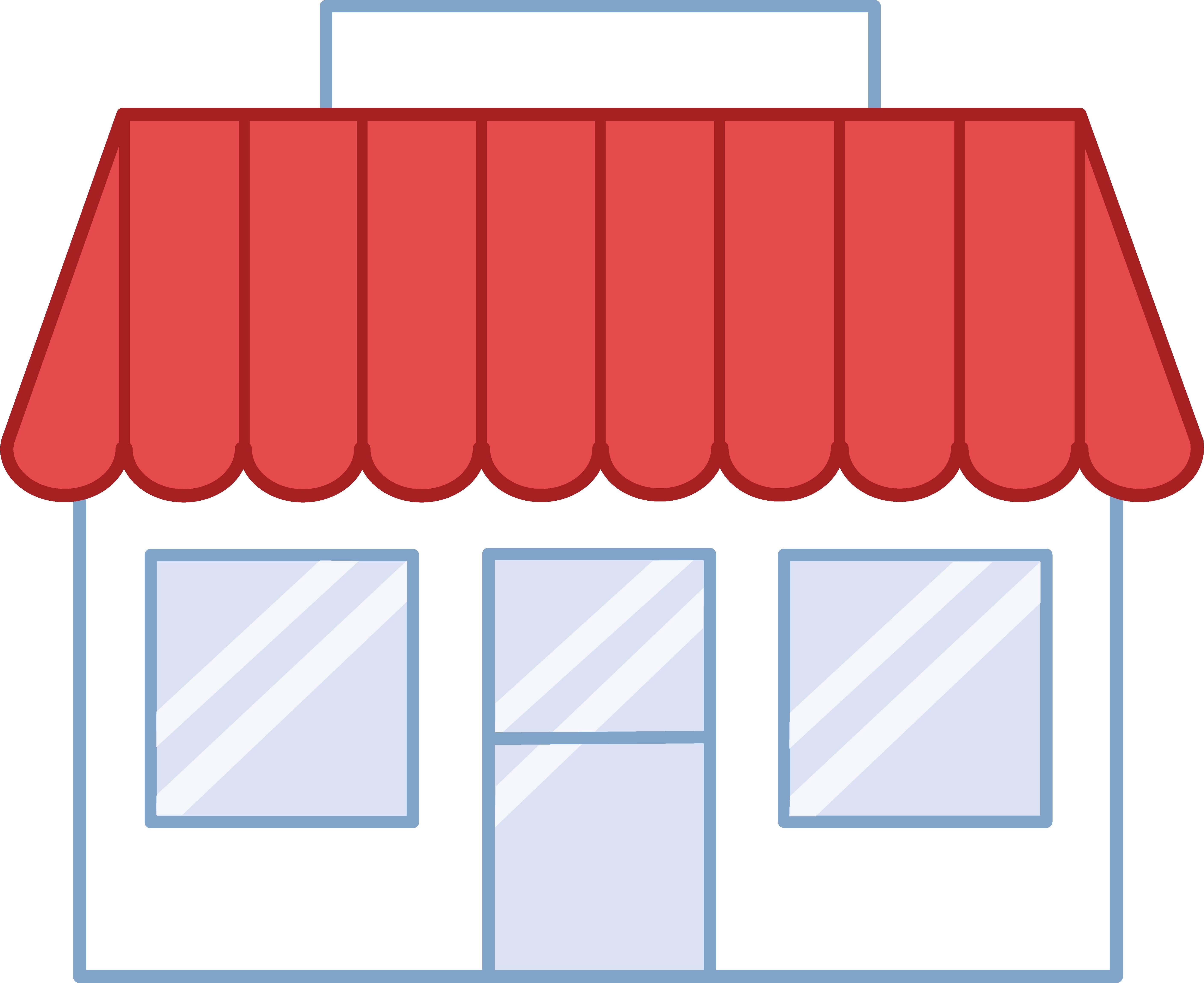 Store Building Free Clipart Clipart Clip Art Store