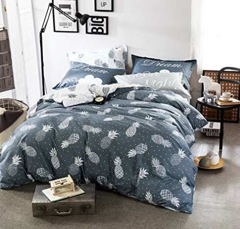 We Have Tons Of Pineapple Bedding Comforters Duvet Covers Quilts Sheets Throw Pillows Shams And More Find All Sorts Ideas With