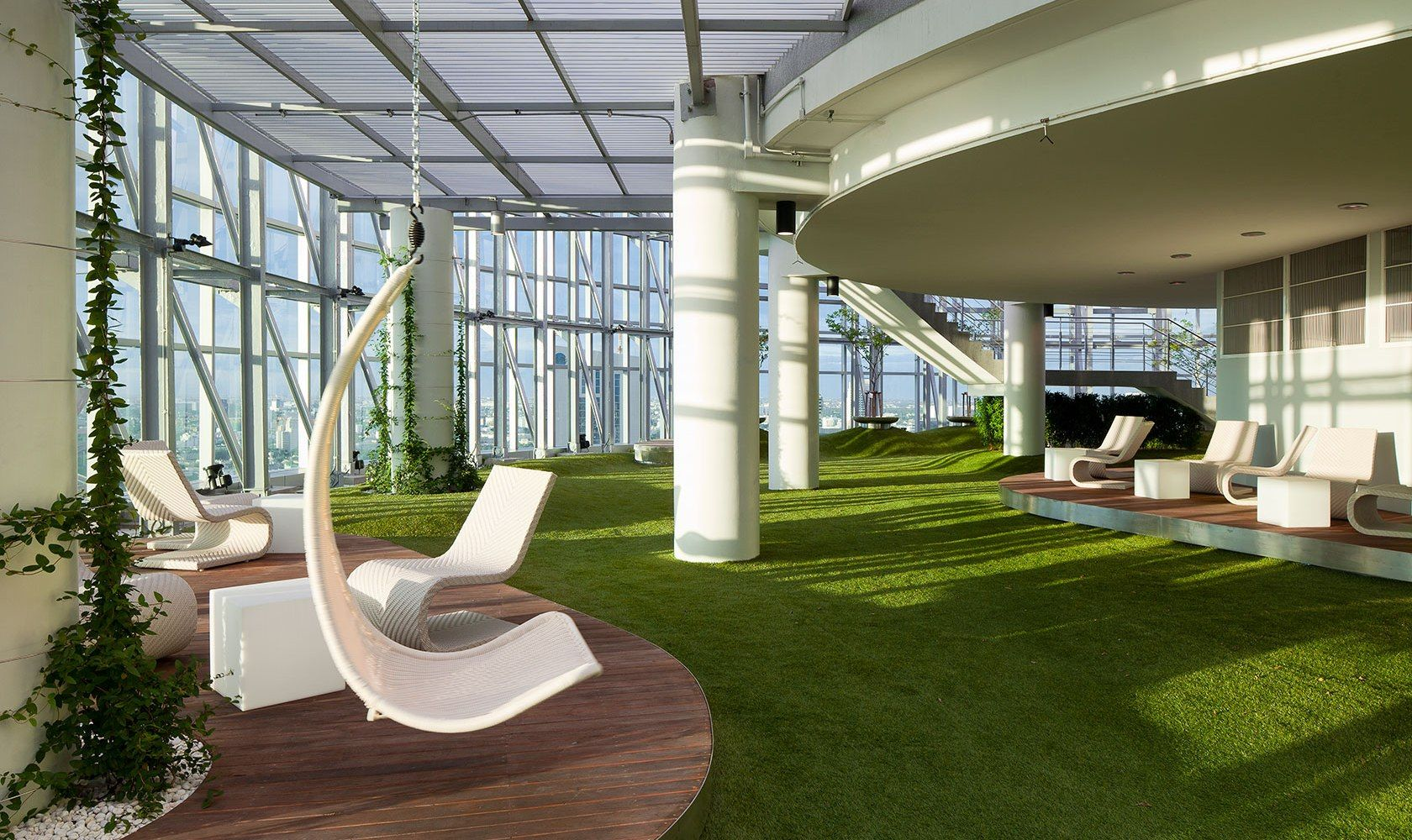 Interior Landscape Design