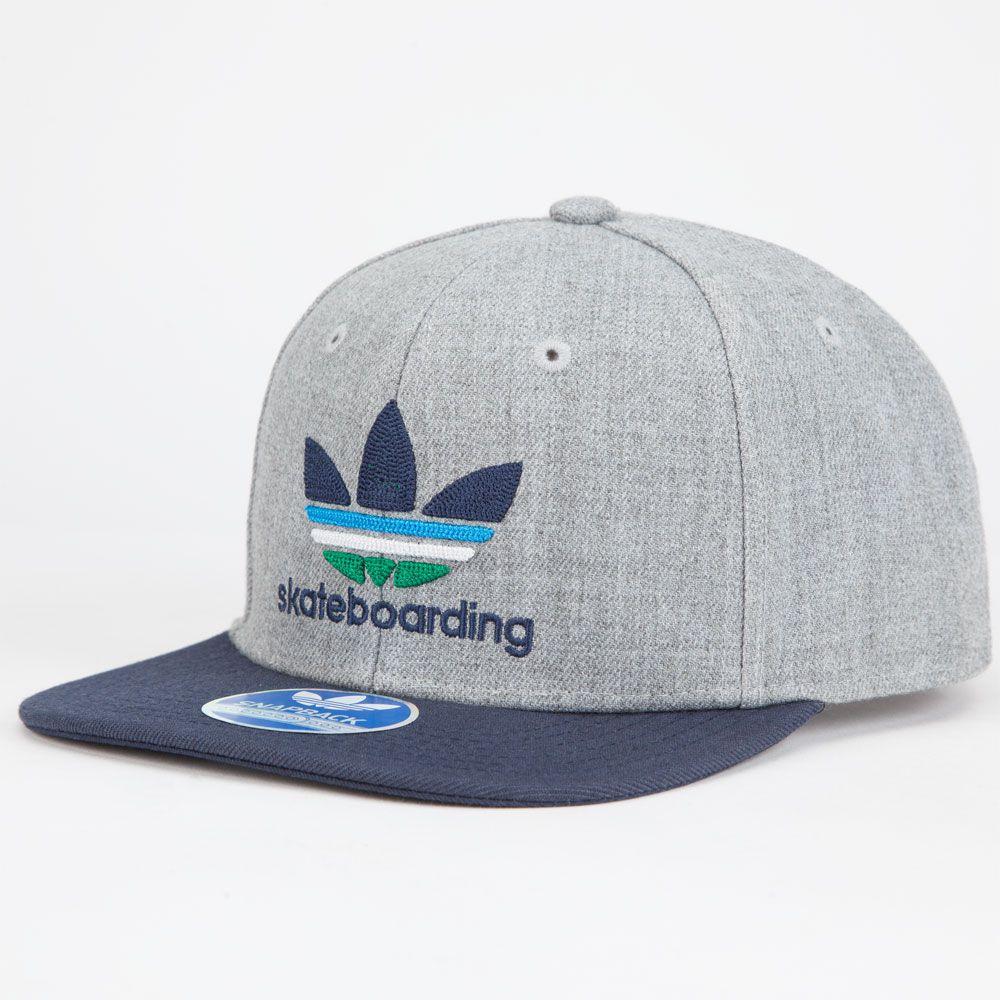 7eb541a9e ADIDAS Skate Mens Snapback Hat 254700286 | Snapbacks | Hat tricks in ...