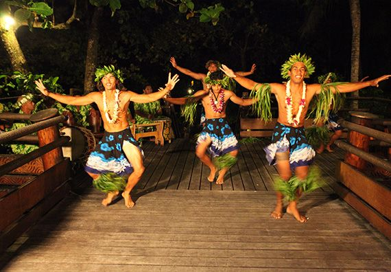 Le Taha'a Island Resort and Spa   100 Layer Cake
