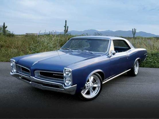 Blue 1966 Pontiac Lemans Pontiac Lemans Muscle Cars Pontiac Gto
