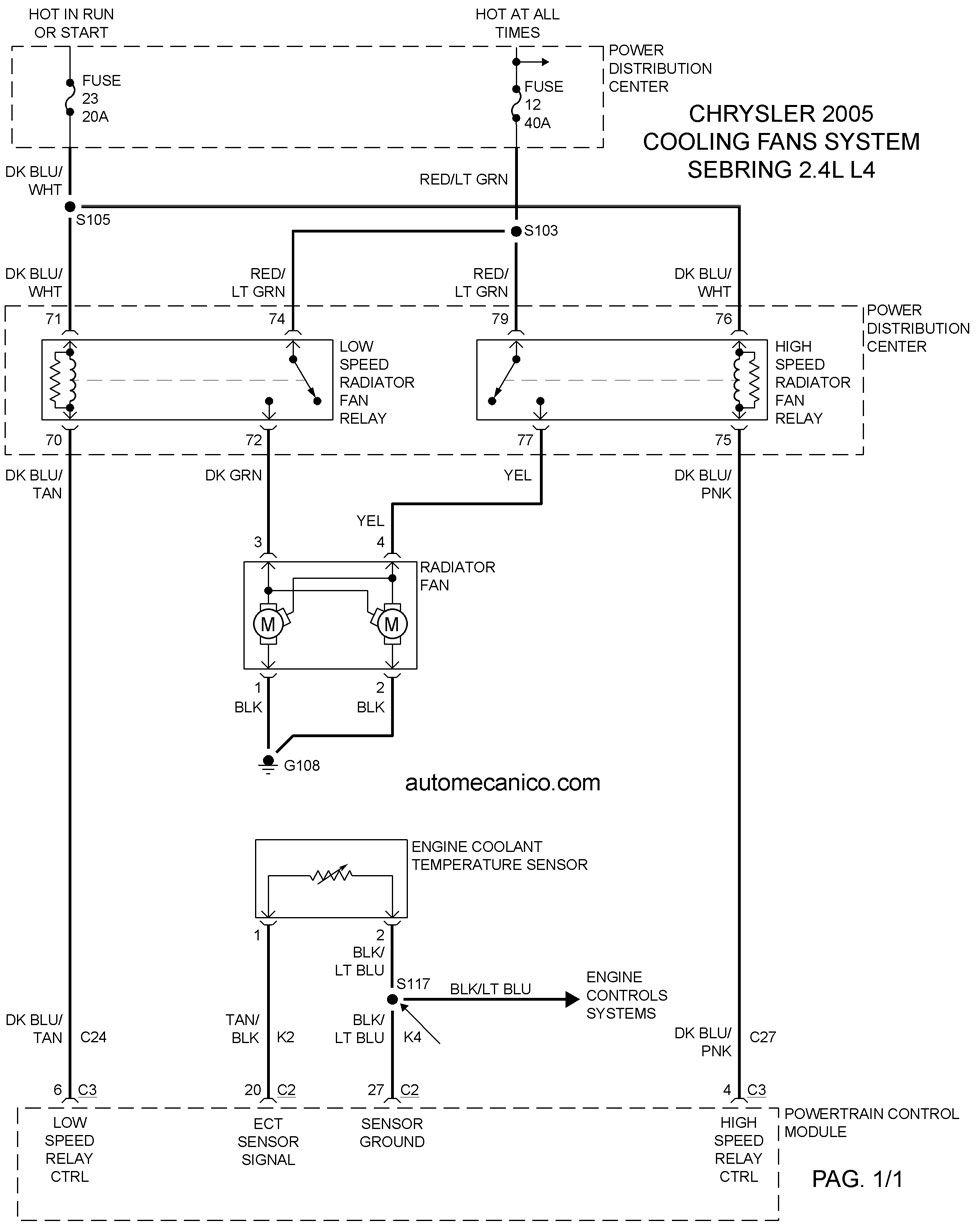 Diagramas Electricos Automotrices Chrysler 4 Con Imagenes