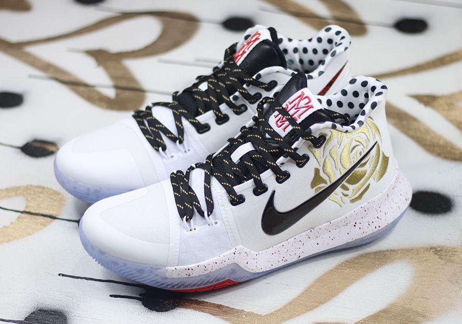 66bfbf92ce7 SNKRROOM x Nike Kyrie 3 Mom Release Date + Photos