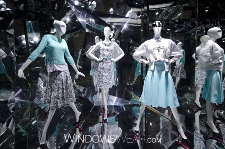 The World's Best Fashion Window Displays of 2014 | WindowsWear Awards / Frankie Morello, Milan, February 2014