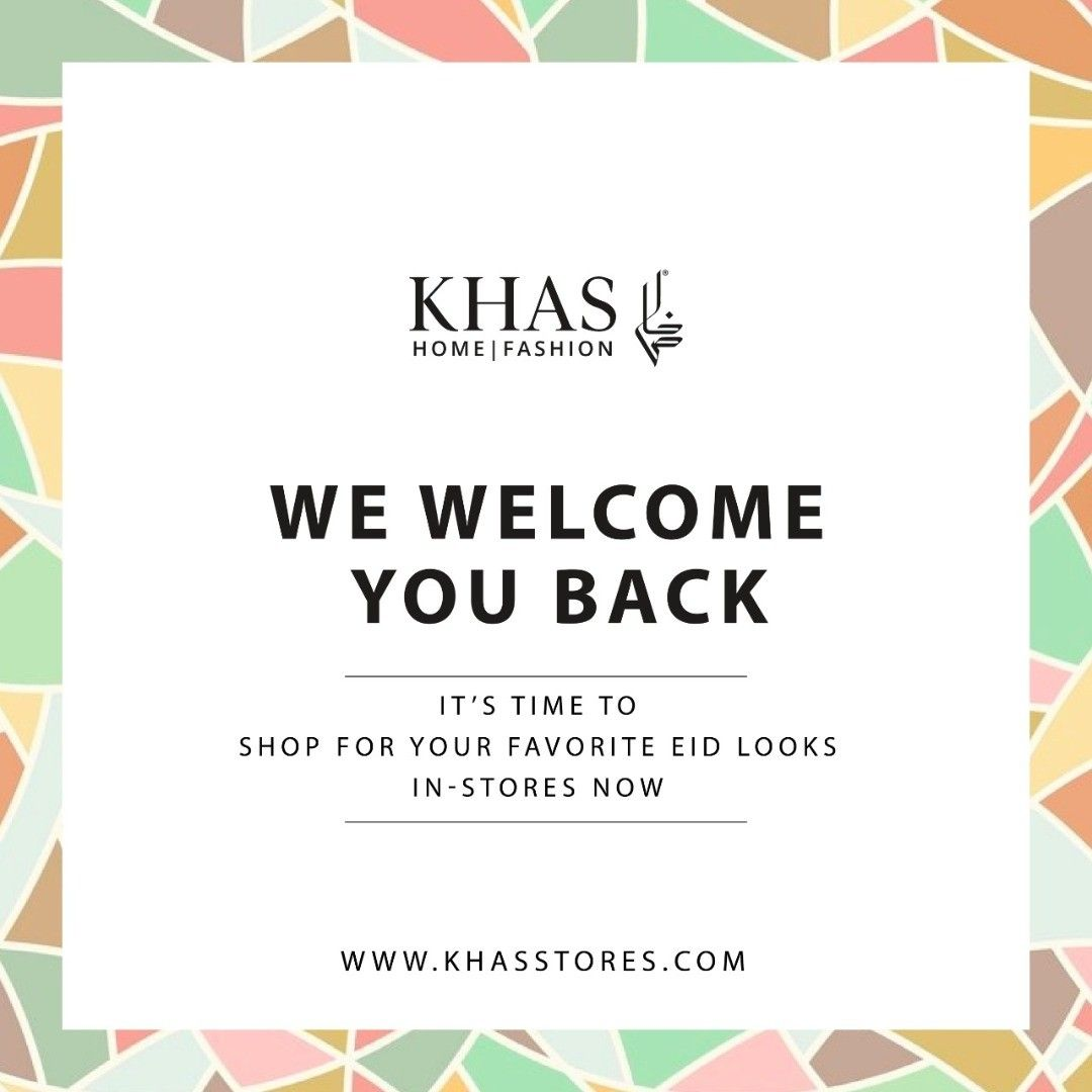We Are Now Open From 9am To 5pm Ensuring All Safety Measures To The Fullest Because You Are Khas To Us Khasstores Bekhas Buykhas Khascustomers Safety