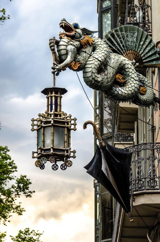 Hanging Lantern von Sotiris Filippou