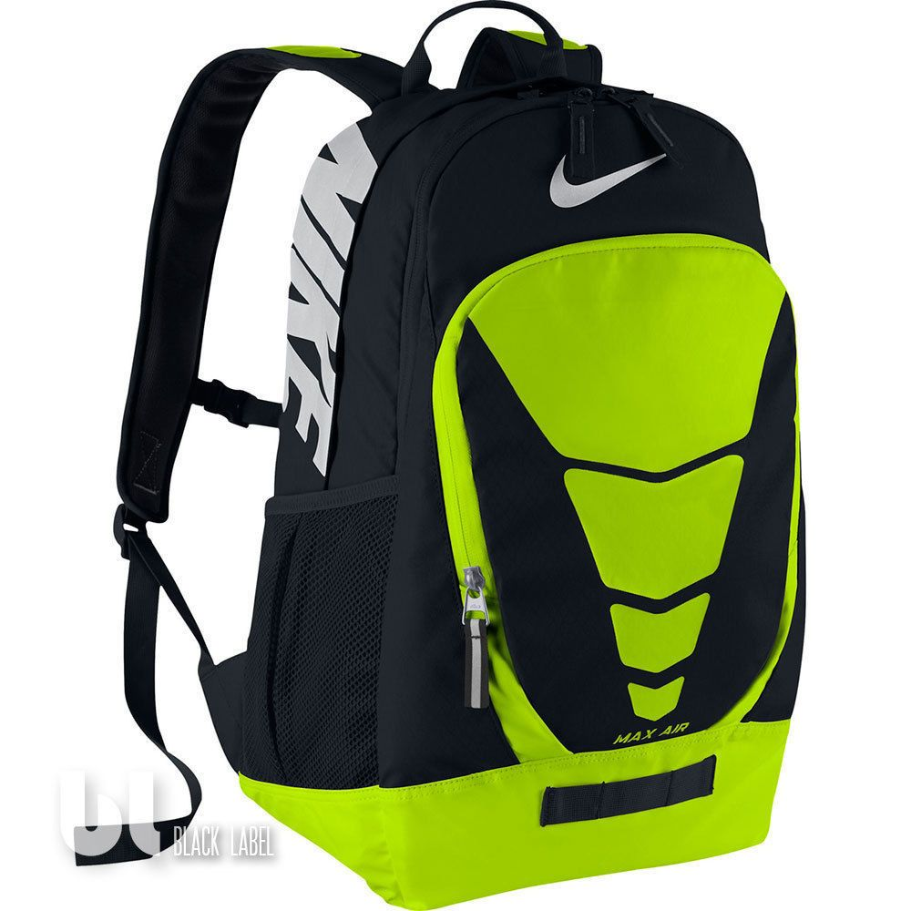 nike max air vapor trainingsrucksack rucksack reise sport. Black Bedroom Furniture Sets. Home Design Ideas