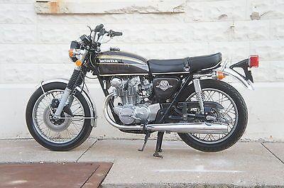 Honda CB450 1973 CB 450 DOHC ORIGINAL