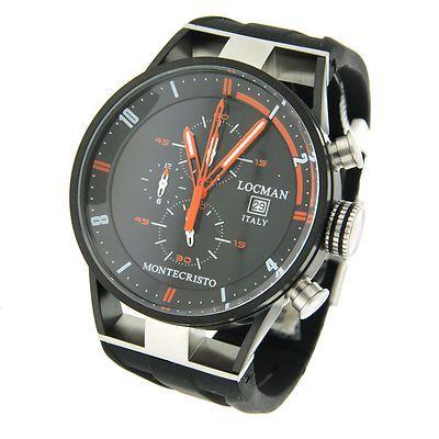 Locman Montecristo Italian watch