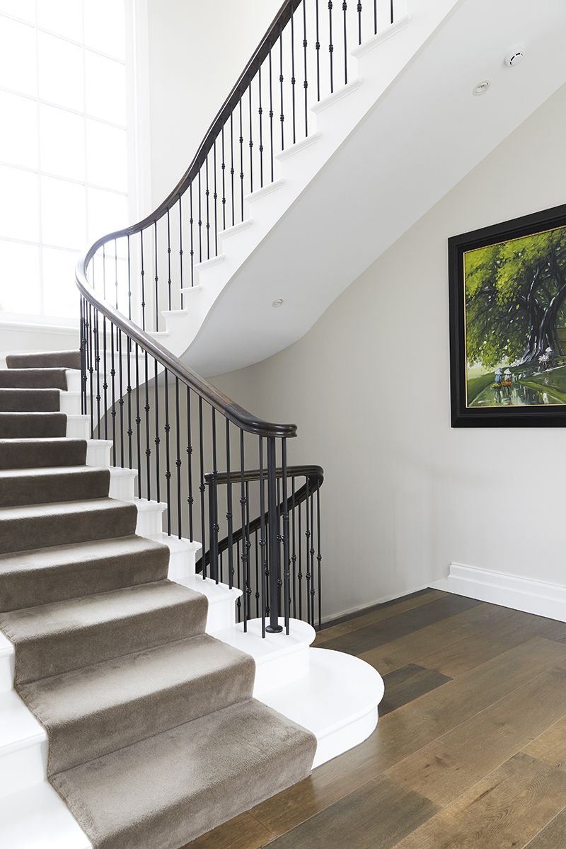 Best Stairs Classic Staircase Traditional American Oak 400 x 300