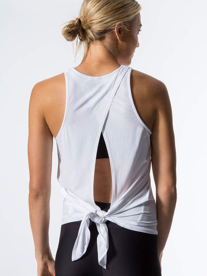 a891b98233fee Rally Tank in 2019 | Products | Workout tank tops, Athletic tank ...