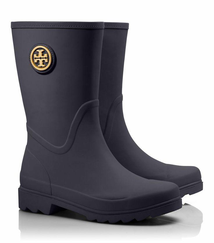 d0bab92a8e2 shorter rain boots. shorter rain boots Tory Burch ...