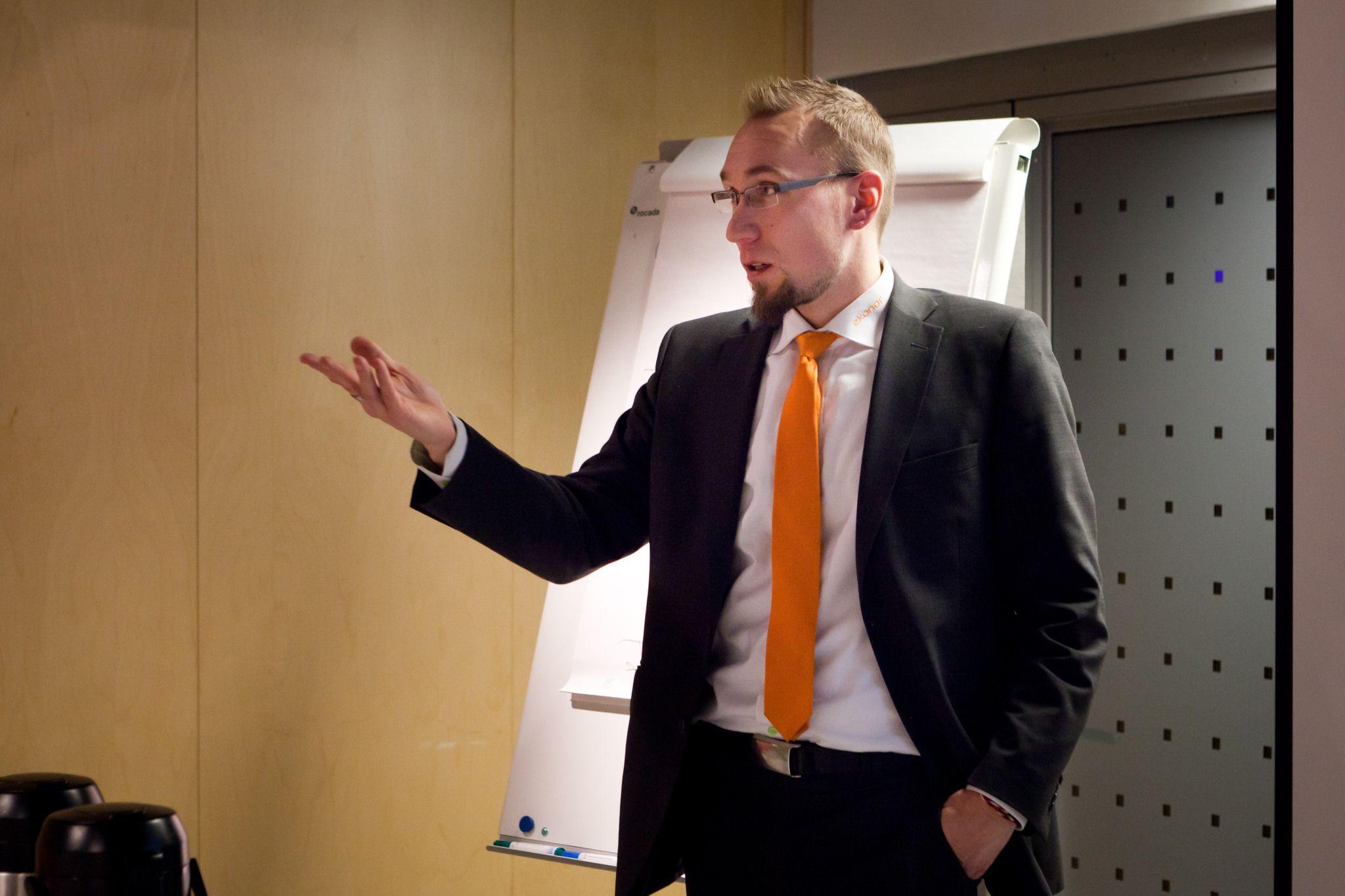 Tommi Tervo - Ekonor Kuopio