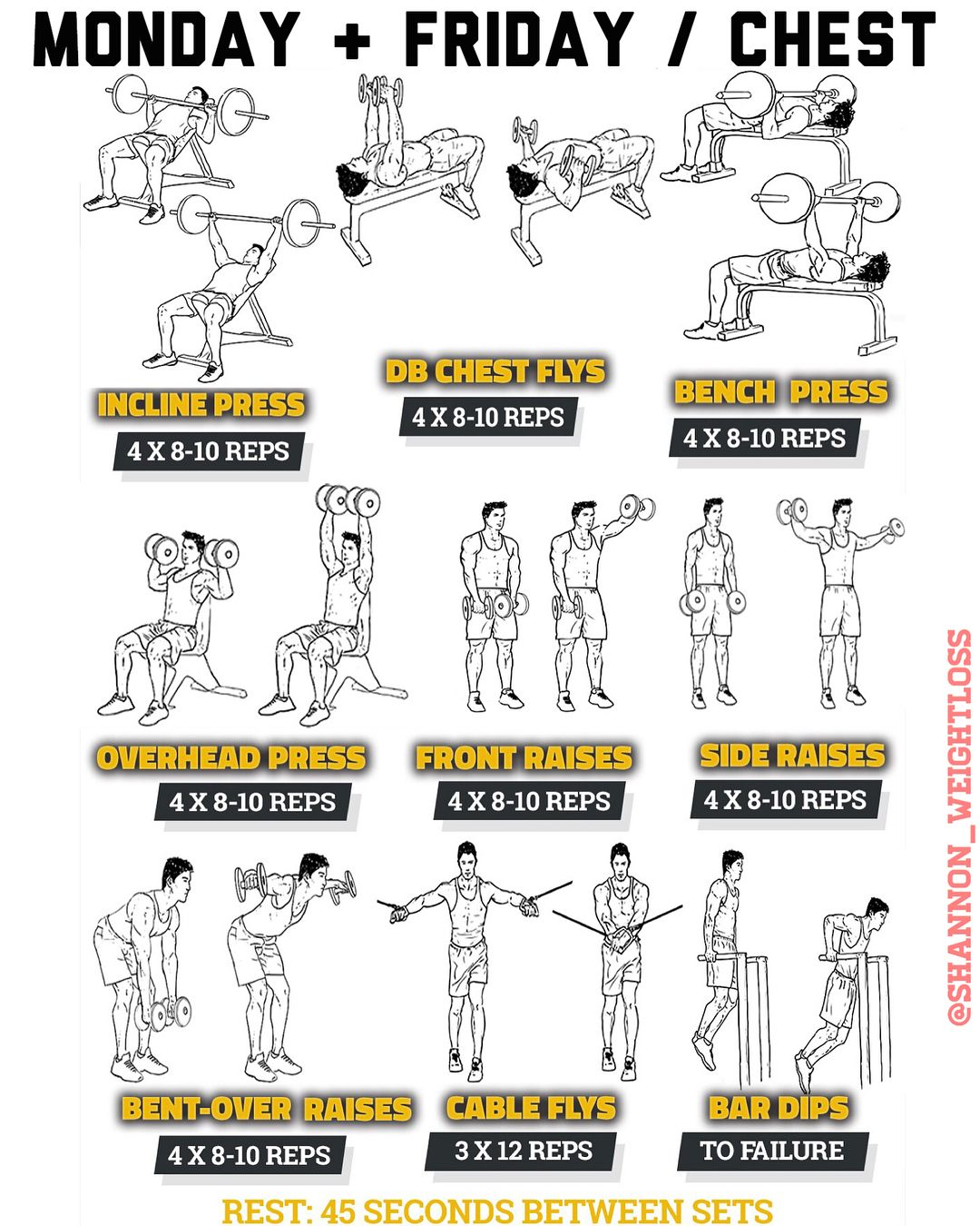 Pin On Weights