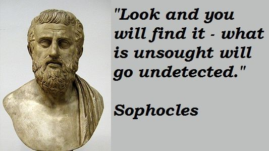 Sophocles Quotes | The word | Quotes, Reflection quotes, Picture