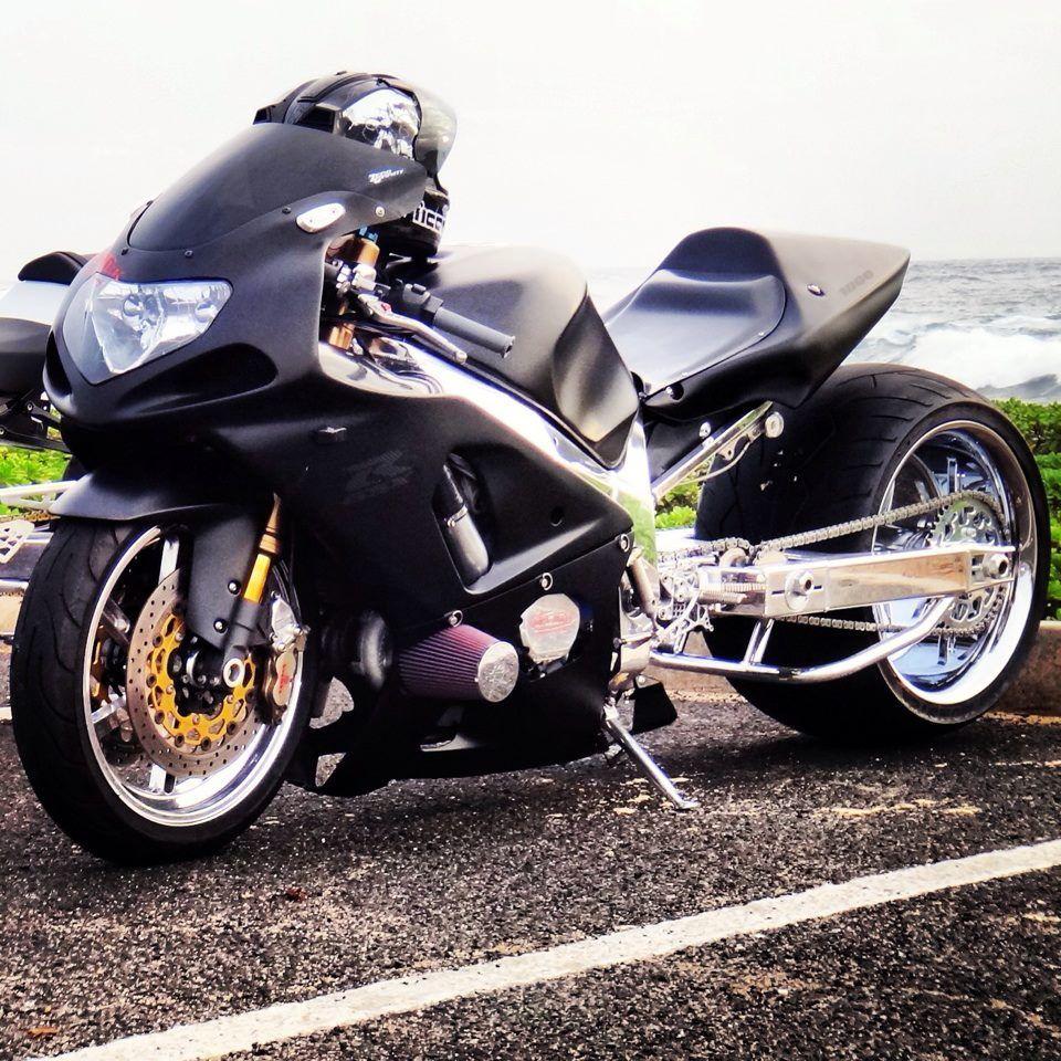 hight resolution of turbo hayabusa 400