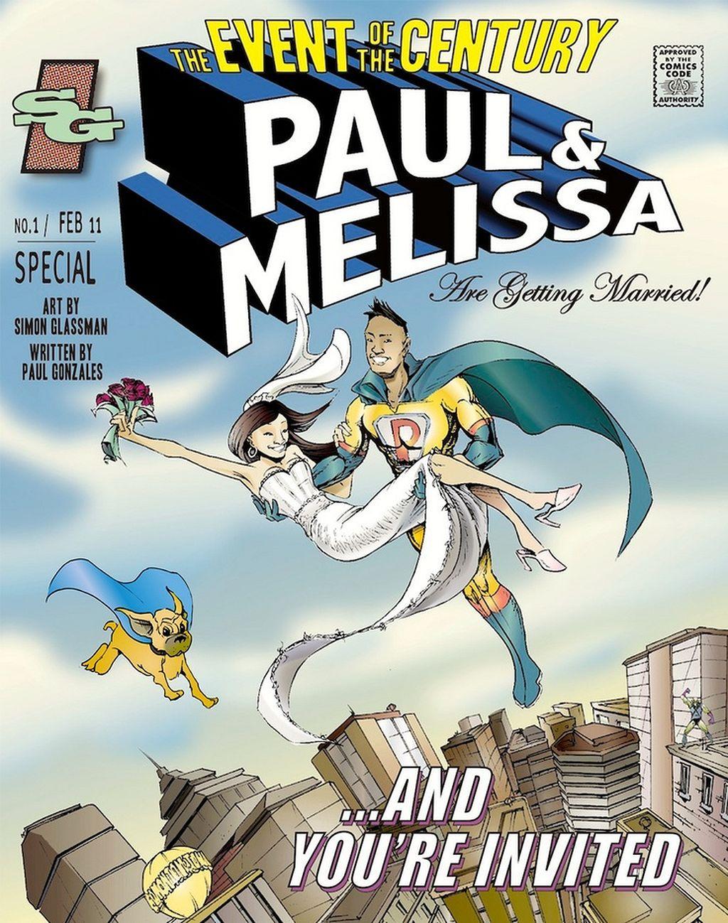 222 Superhero Themed Wedding Ideas Book Invitationswedding Favorswedding