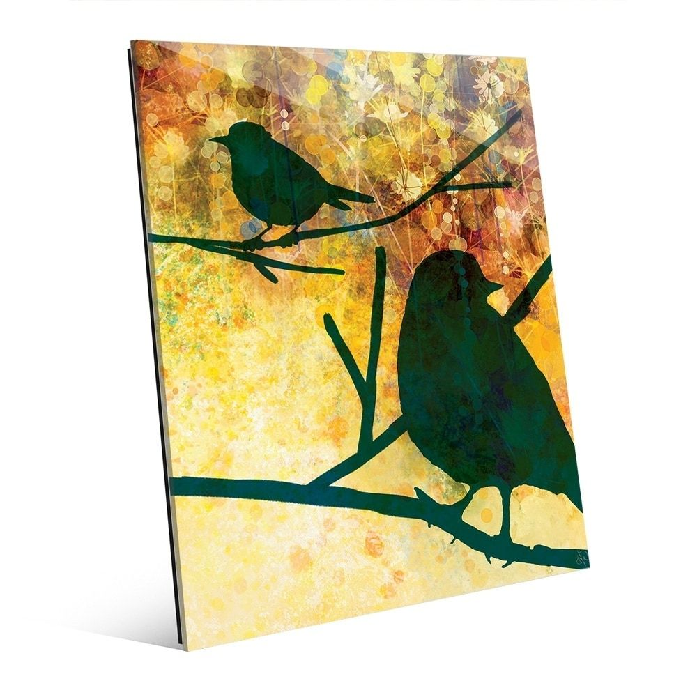 Dorable Bird Silhouette Wall Art Photo - Wall Art Collections ...