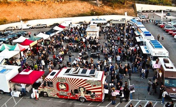 Off The Grid San Fran Food Truck Food Truck Festival Best Food Trucks