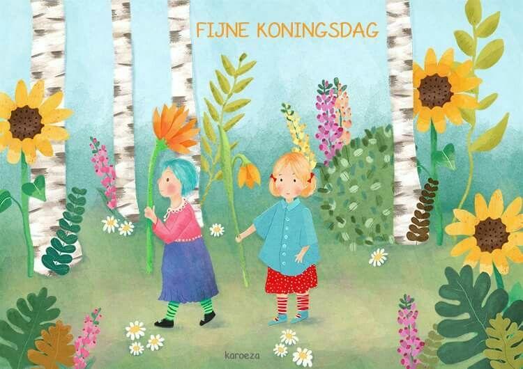 A cute illustration