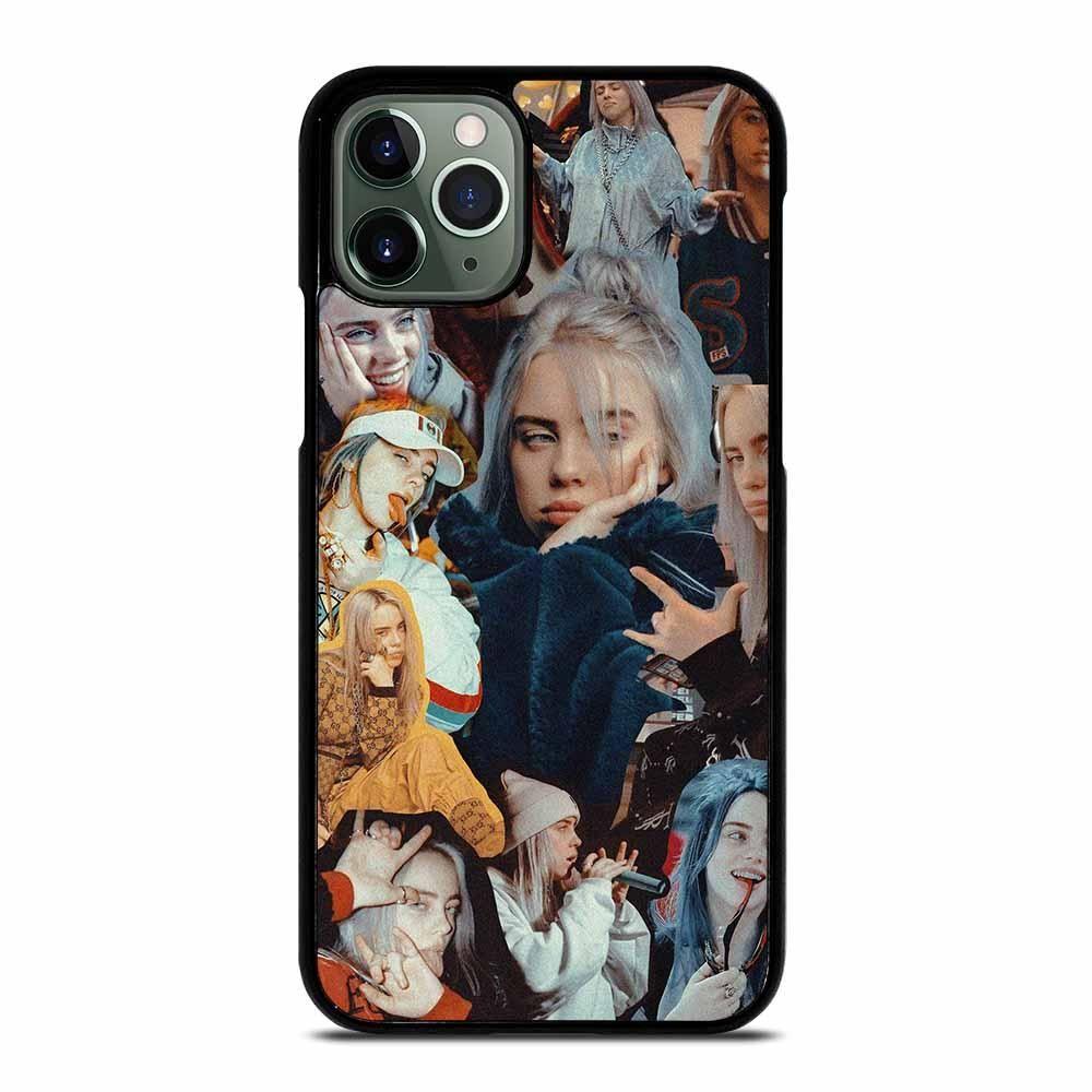 Billie eilish singer collage 1 iphone 11 pro max case in