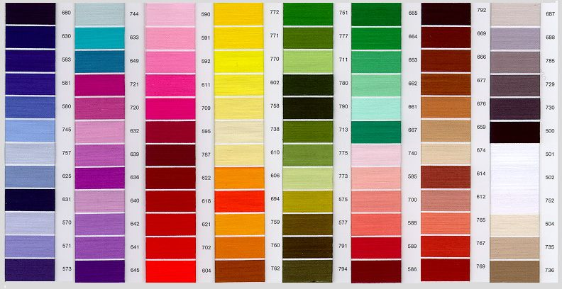 Wall Colour Shade Cards Photo 6