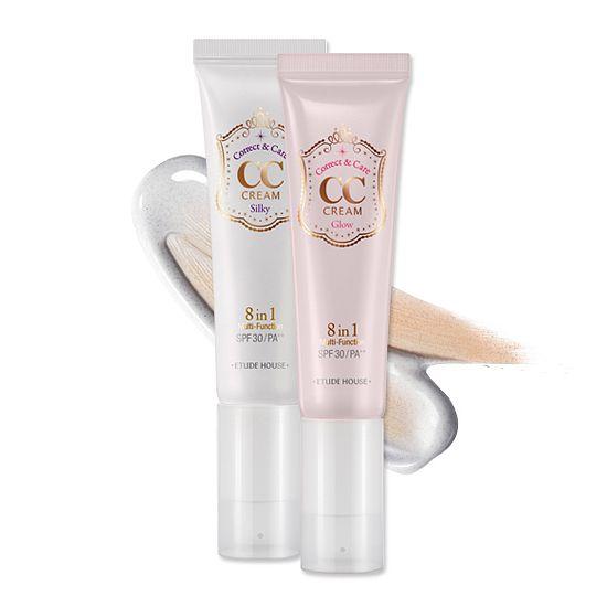 Etude House Correctcare Cc Cream 35g Dolly Skin Cosmetice
