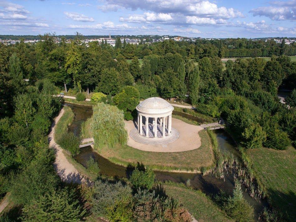 Ch teau de versailles le temple de l 39 amour versailles le parc les jardins pinterest - Residence grand siecle versailles ...