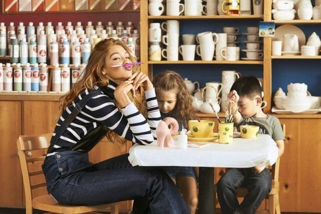 Siêu mẫu Gigi Hadid giảm cẩn như thế nào?