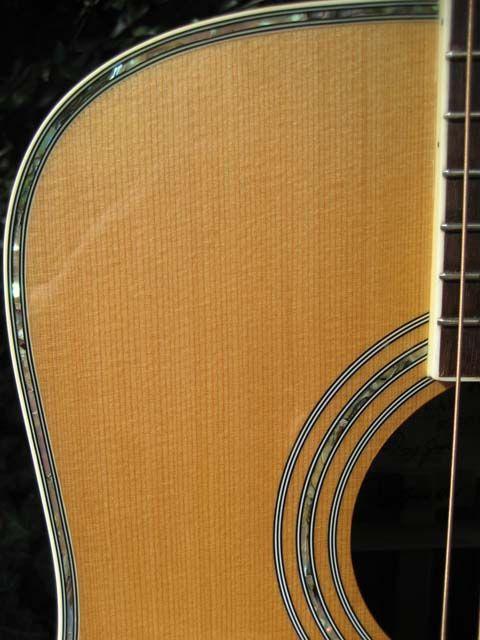 Zad80 Series Guitar Handmade Guitar Easy Play