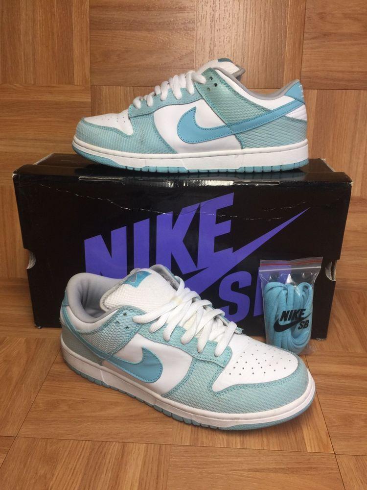 RARE🔥 Nike Dunk Low Premium SB High