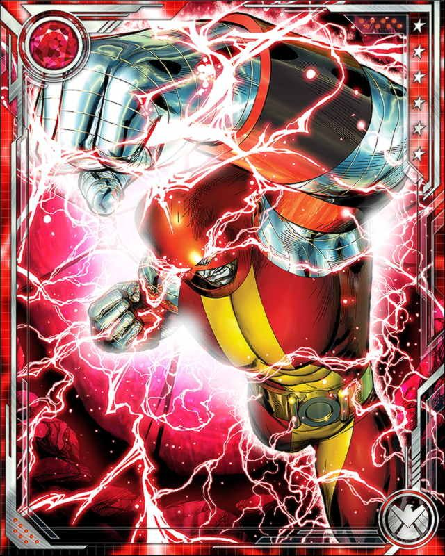 Proletarian Colossus | Colossus X-men | Heroes wiki, Marvel