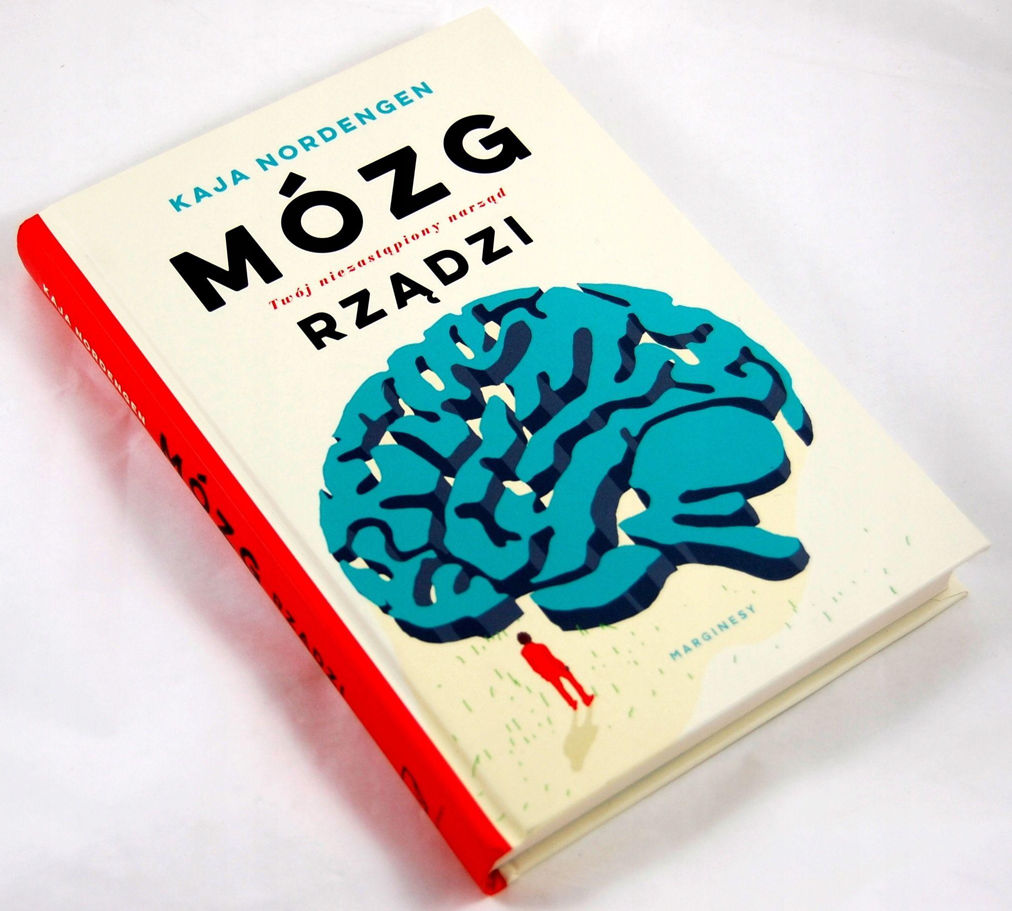 Nordengen K Mozg Rzadzi 7623439709 Oficjalne Archiwum Allegro My Books Book Cover Books