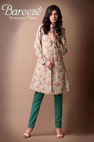 3c43044927ab Embroidered Classic Winter Collection By Bareeze