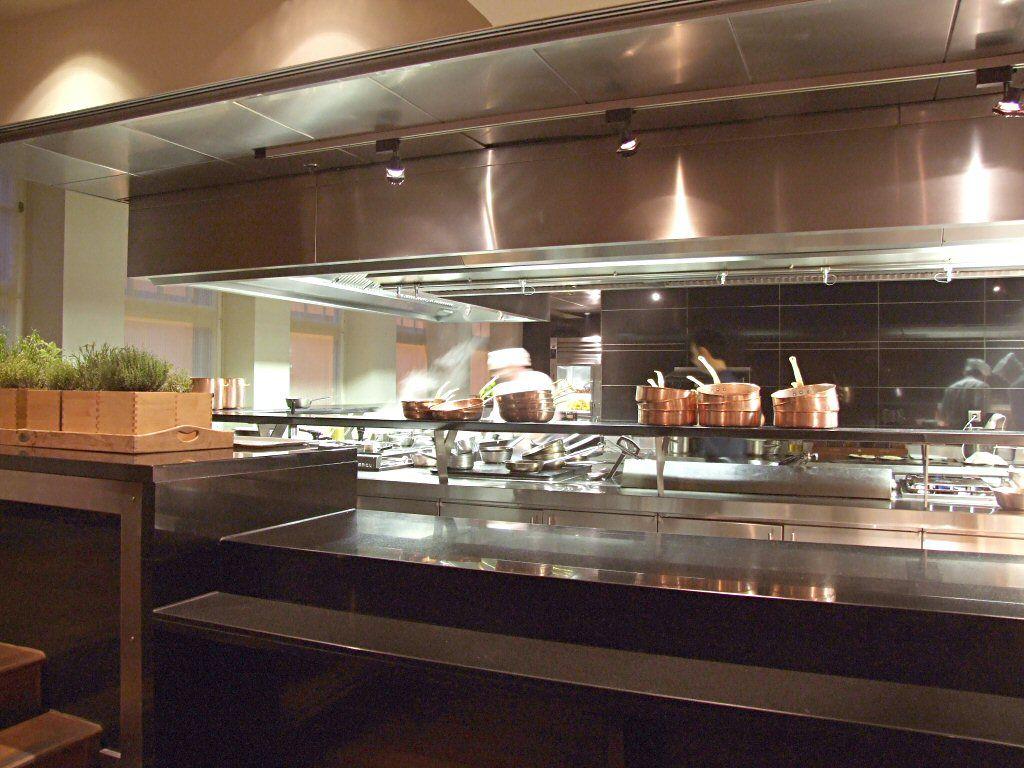 Bildergebnis für offenen Gastroküche | gastroküche offen | Pinterest ...